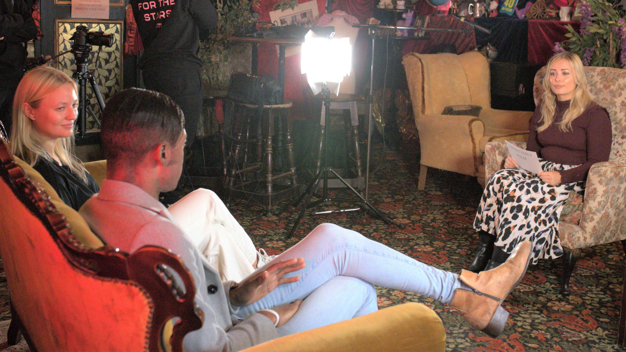 Actors Interview