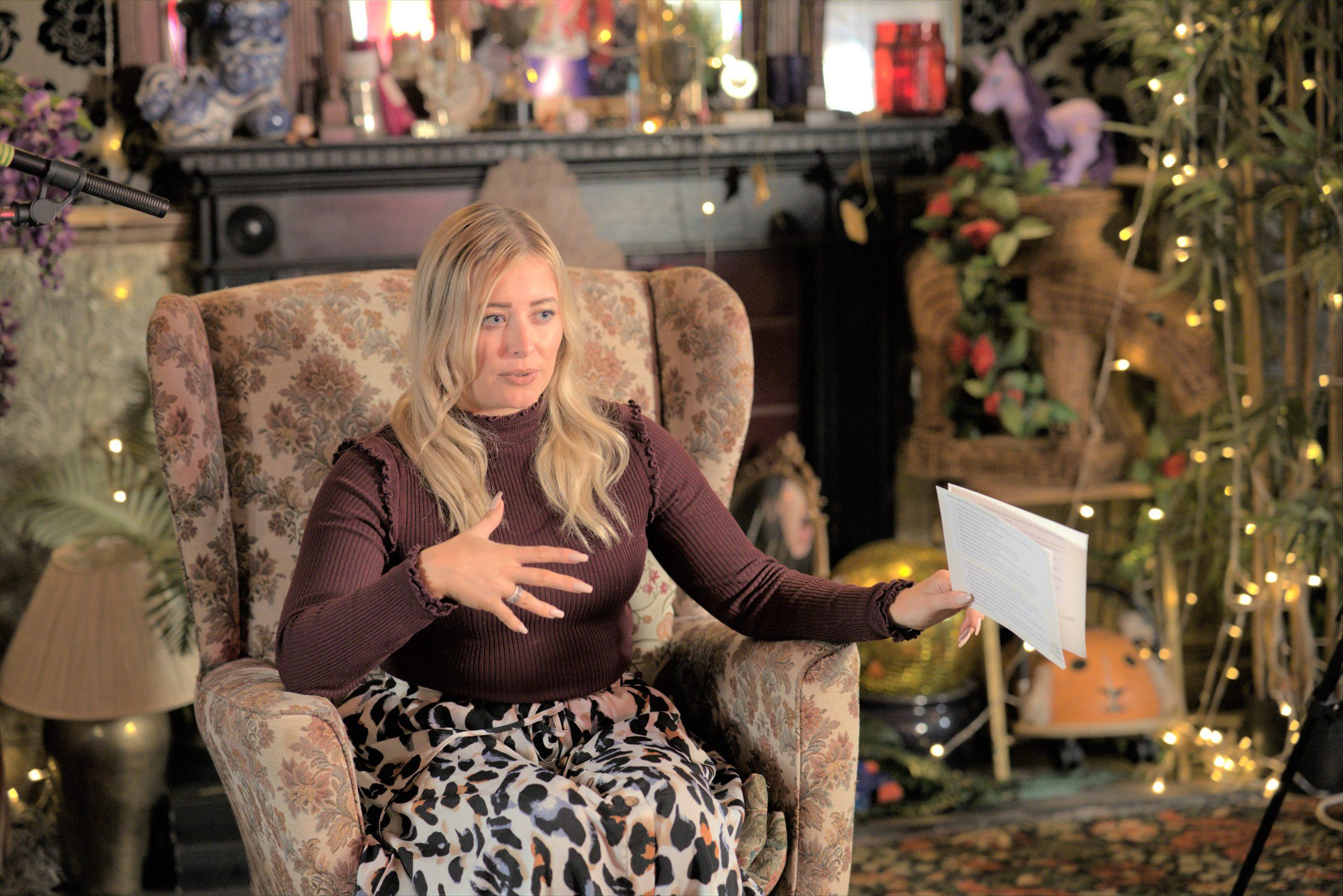 Loving Emily Cast Interviews